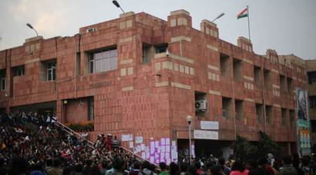 JNU, JNU student association, JNUTA, JNU administration, JNU protest, JNU news, Indian Express news