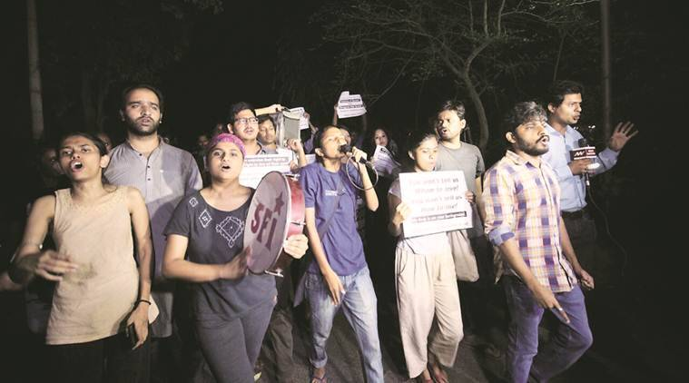 JNUSU opposes screening of film on 'Love Jihad'