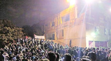 JNU student approaches High Court: Can't attend classes due to protests