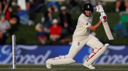 England in strong position at end of third day against New Zealand
