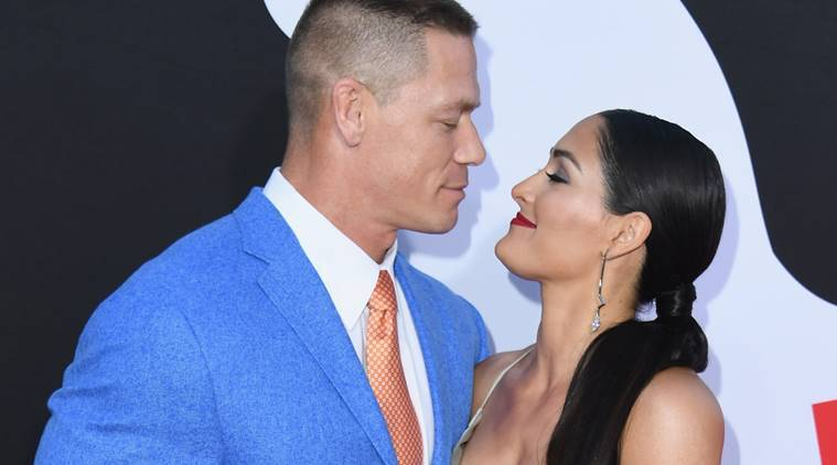 John Cena Nikki Bella photos