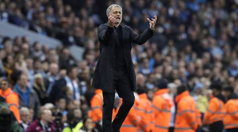 Mourinho Angered At Suggestion That United Won City The Title