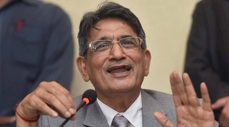 Justice RM Lodha, Supreme Court, Chief Justice of India, RM Lodha, Supreme Court crisis, Dipak Misra impeachment, Indian express