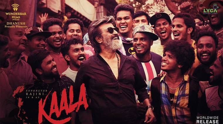'Kaala' will be released on June 7