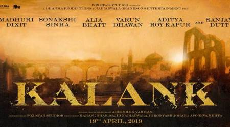 Kalank: Varun-Alia, Madhuri-Sanjay to share screen space in Karan Johar's next