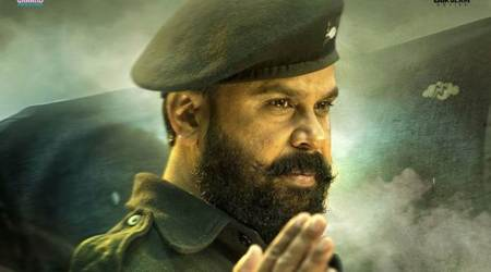 Dileep takes on media at Kammara Sambhavam audio launch