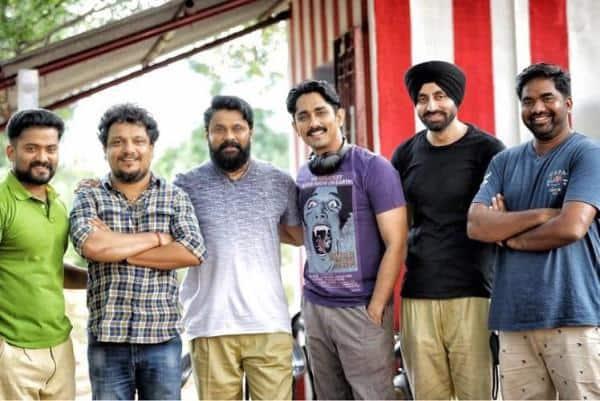 Kammara Sambhavam cast