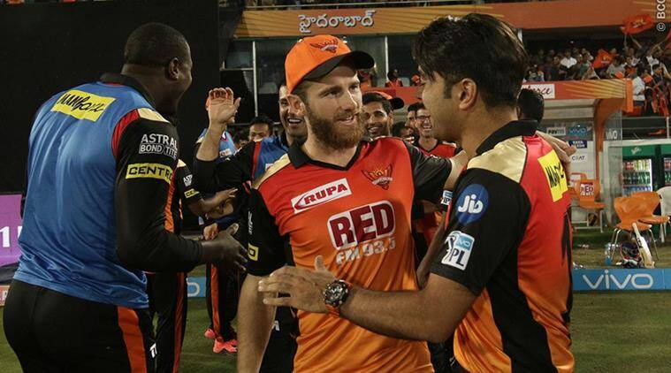 IPL 2018: Kane Williamson's Fifty Helps SRH Beat KKR by Five Wickets