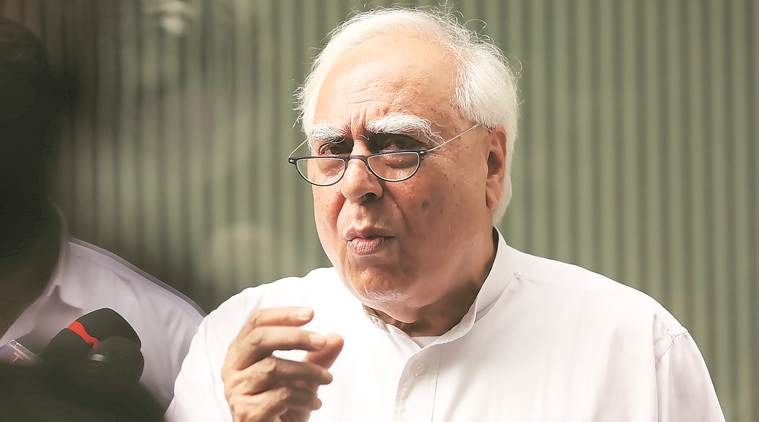 Kapil Sibal, Kapil Sibal tv channels, Kapil Sibal JLF, Kapil Sibal Jaipur lit fest, Kapil Sibal Harvest, Harvest channel, indian express, latest news