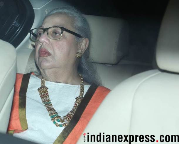 102 Not Out screening photos