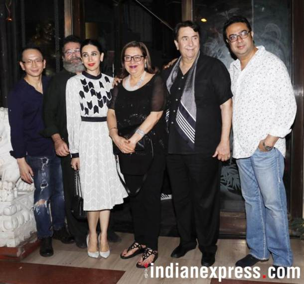 kapoor party