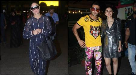 Bollywood Fashion Watch for April 24: Alia Bhatt and Ranveer Singh make us do a double take