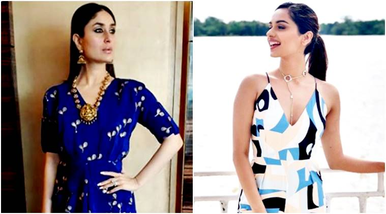 kareena kapoor khan, manushi chhillar, shilpa shetty, kareen kapoor fashion, manushi chhillar fashion, shilpa shetty fashion, celeb fashion, bollywood fashion, indian express, indian express news