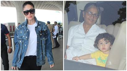 Celeb spotting: Kareena Kapoor, Ranveer Singh, Kartik Aaryan and others