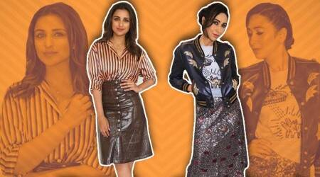 Karisma Kapoor or Parineeti Chopra: Whose statement skirt got your attention?