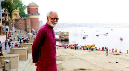Tea, Time and Kashi: Hindi writer Kashinath Singh on a walk through Assi Ghat