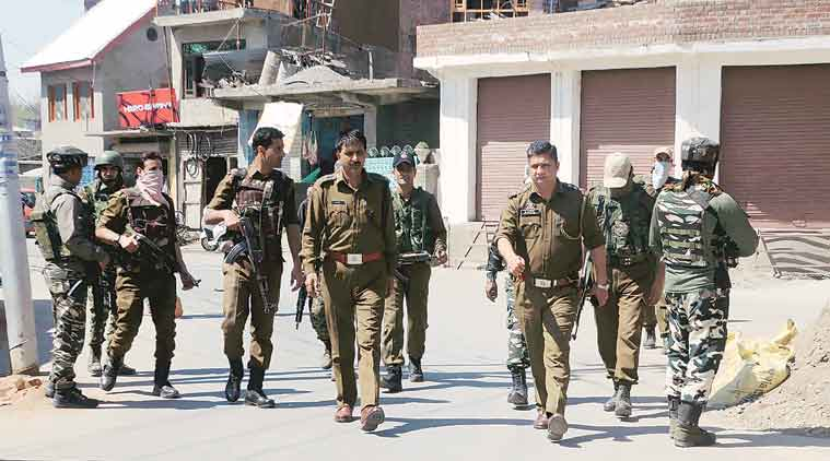 Jammu and Kashmir: Cop abducted by militants