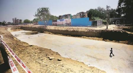 Union Minister Puri flags off project for Kathputli Colonyresidents