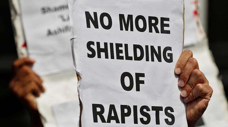 Trinamool Congress, Trinamool Congress women's wing, unnao rape case, kathua rape protest, kolkata rape protest