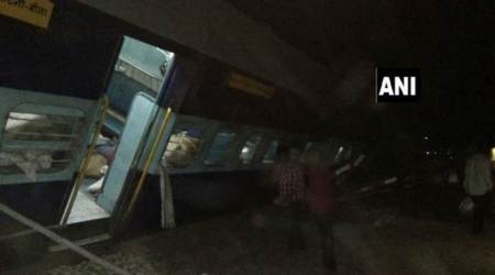 Six injured as passenger train derails in Madhya Pradesh