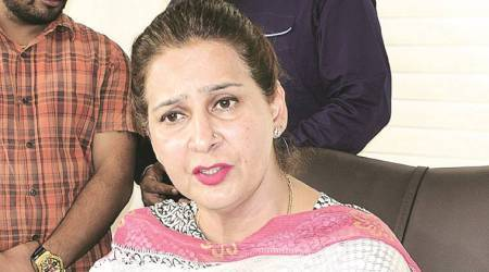 Navjot Singh Sidhu's wife is chief of Punjab Warehousing Corporation