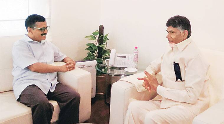 BJP can't digest the rise of regional parties: Chandrababu Naidu