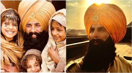 Kesari set gutted, no casualty