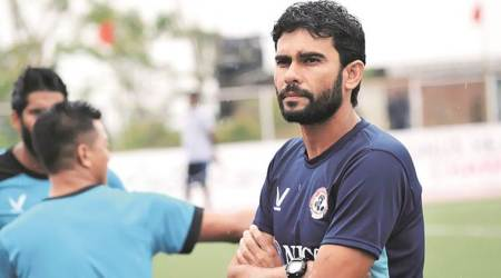 Khalid Jamil, Khalid Jamil East Bengal, East Bengal Khalid Jamil , Khalid Jamil sacked, East Bengal coach, sports news, football, Indian Express