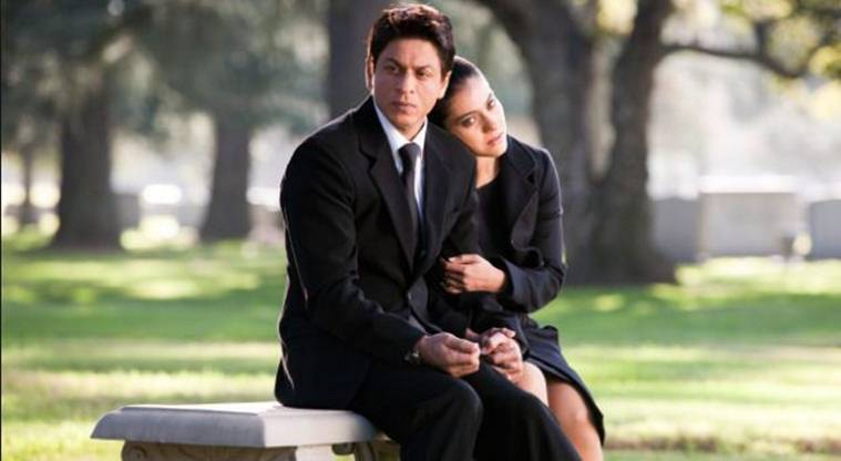 srk and kajol in my name is khan