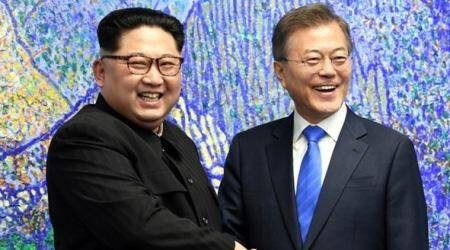 Two Koreas to hold high-stakes summit with nuclear talks in jeopardy