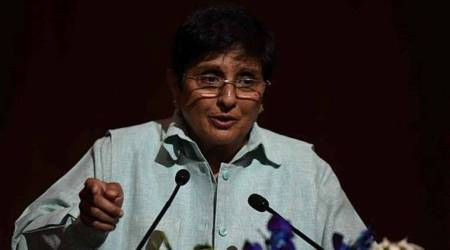 Puducherry Chief Minister Narayanasamy says Lt Governor Kiran Bedi 'blocking all files'