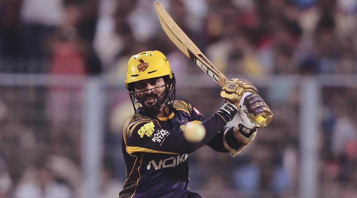 Image result for dinesh karthik kkr