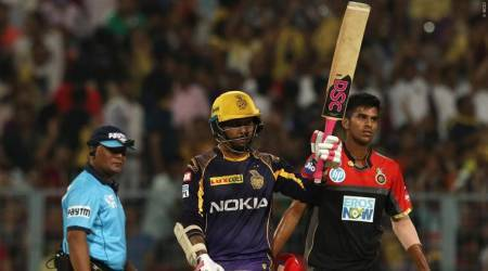 IPL 2018: Nitish Rana's twin strike, Sunil Narine's blitz demolish RCB