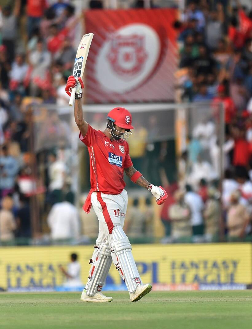 Ipl 2018 Kxip Vs Dd Kl Rahul Blinder Helps Kings Xi Punjab To