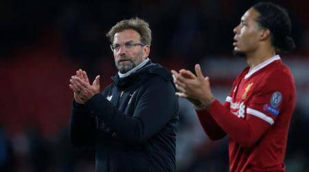 Jurgen Klopp hails 'brilliant' Liverpool but knows job not over