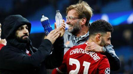 Jurgen Klopp saw off Manchester City and thought Barcelona collapse was ajoke