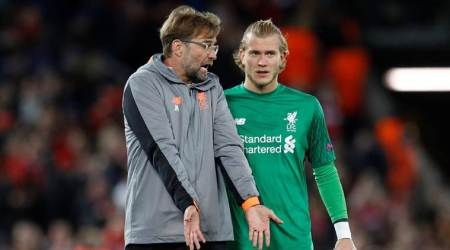 Liverpool's Jurgen Klopp shrugs off late AS Roma goals after 'perfect' performance