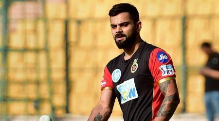 Virat Kohli ruled out of Surrey stint with neck injury