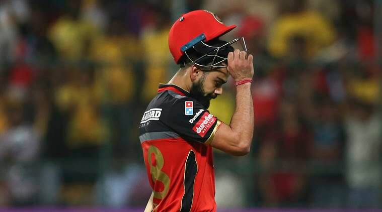 Kohli scored just 8 in thie match. (IANS)