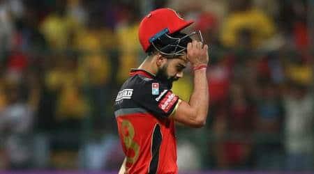 IPL 2018, RCB vs CSK: Virat Kohli fined Rs 12 lakh for slow over-rate againstCSK