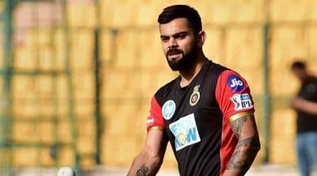 IPL 2018, Indian premier League, Virender Sehwag, Kings XI punjab, KXIp vs RCB, Virat Kohli, sports news, cricket, Indian Express