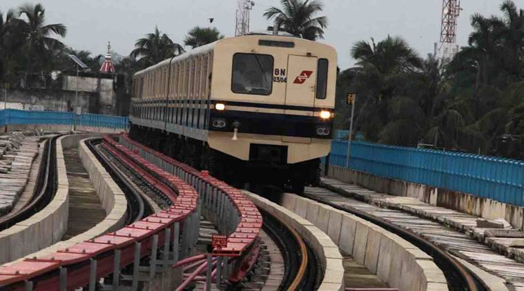 Kolkata Metro suspends service after accident at Park Street station