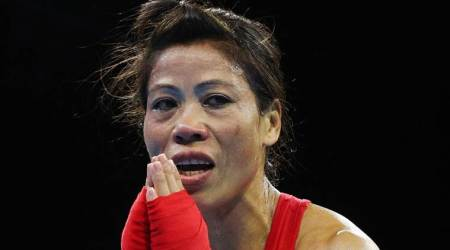 Never weighed down: In pursuit of gold, Mary Kom lost two kg in 4 hours