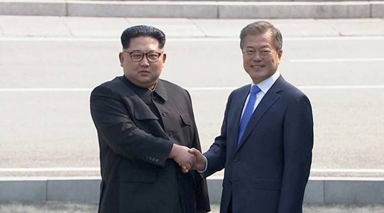 Kim Jong Un agrees to meet Trump at demilitarized zone