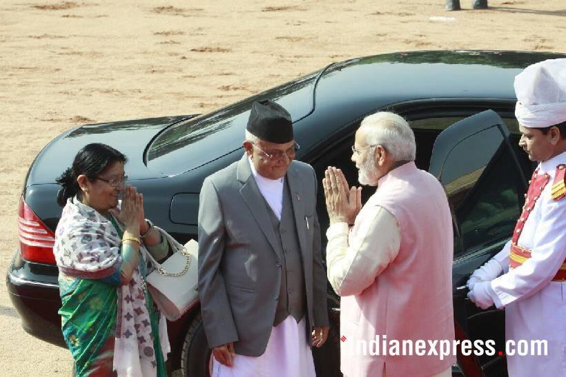 Defense, trade and agriculture on radar as PM Modi, Oli Resurrecting Indian-Nepalese Relations
