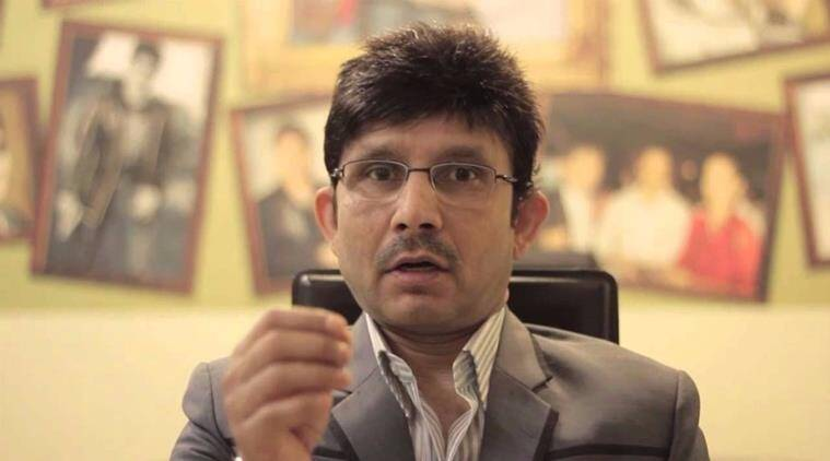 Kamaal R Khan diagnosed with sate 3 stomach cancer