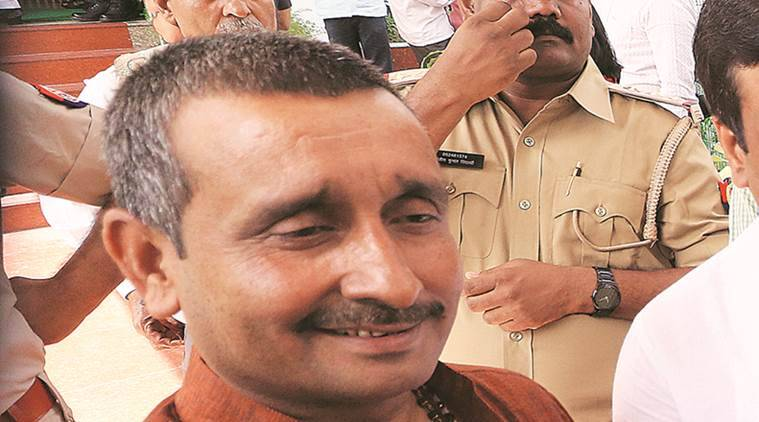 Kuldeep Singh Sengar, BJP MLA accused of rape