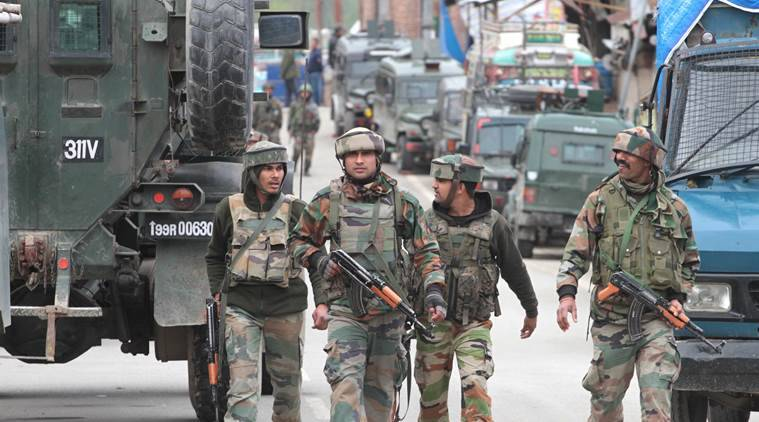 J&K: Three militants killed in encounter with security forces, civilian dies in clashes