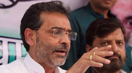 Upper class people opposed to reservation stopped my car, says Upendra Kushwaha