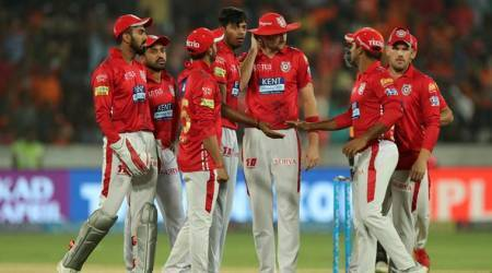IPL LIVE SCORE 2018 SRH vs KXIP: SunRisers Hyderabad rock KXIP with three quick wickets